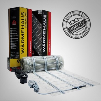 Нагревательные маты Warmehaus MAT 160W 1,0м2 160W