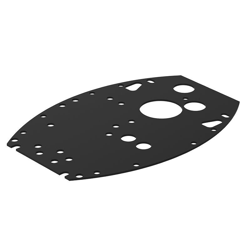 Основание для установки завесы Ballu Stella BHC-DB2