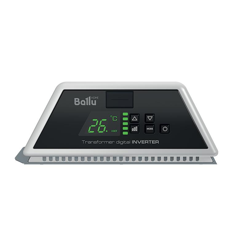 Блок управления конвектора Ballu Transformer Digital Inverter BCT/EVU-2.5 I
