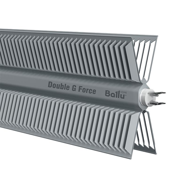 Конвектор электрический Ballu PLAZA BEP/EXT-1000