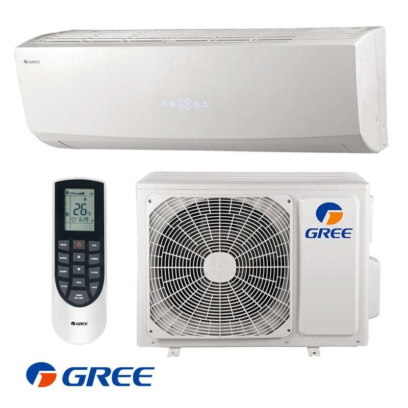 Кондиционер Gree LOMO NORDIC Inverter R32 GWH09QB-K6DNC2E