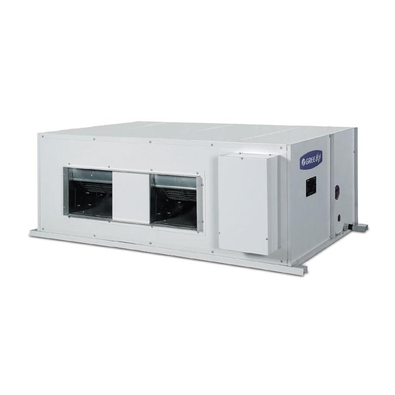 Канальный внутренний блок VRF системы Gree GMV5 с притоком свежего воздуха GMV-NX224P/A(X2,0)-K