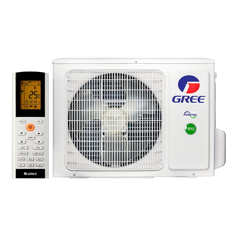 Кондиционер Gree Muse Inverter R32 wi-fi GWH12AFB-K6DNA1A