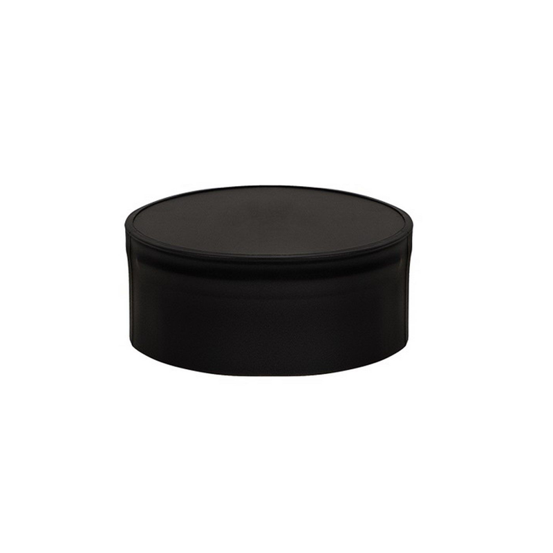 Заглушка BLACK Везувий (AISI 430/0,5мм) д.150х250