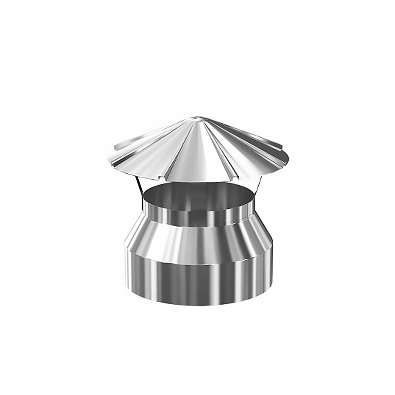 Зонт нерж. Везувий (AISI 430/0,5мм) диаметр от 100 до 200