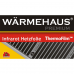 Инфракрасная пленка Warmehaus HighPower 220W/m2. 2,5м.кв. - 550В